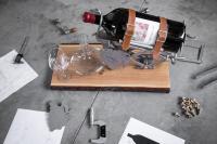 Weingenuss trifft auf Handwerk
